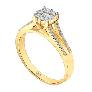 Ming Seng diamond ring